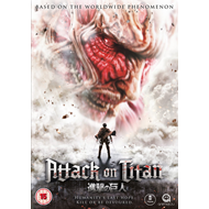 Attack On Titan - The Movie: Part 1 (UK-import) (DVD)