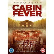 Cabin Fever (UK-import) (DVD)