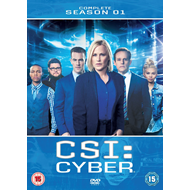 CSI: Cyber - Sesong 1 (UK-import) (DVD)