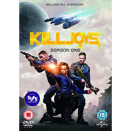 Killjoys - Sesong 1 (UK-import) (DVD)