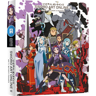 Sword Art Online II: Part 4/4 - Arc 3: Mother's Rosario (UK-import) (Blu-ray + DVD)