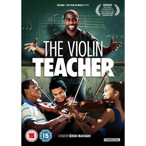 The Violin Teacher (UK-import) (DVD)