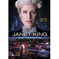 Janet King - Series 1: The Enemy Within (DVD - SONE 1)