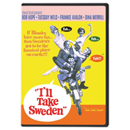 I'll Take Sweden (DVD - SONE 1)