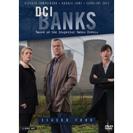 DCI Banks - Sesong 4 (DVD - SONE 1)