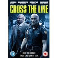 Produktbilde for Cross The Line (UK-import) (DVD)