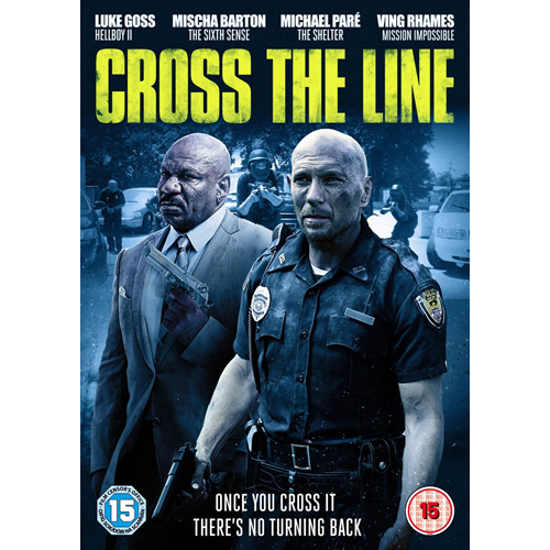 Cross The Line (UK-import) (DVD)