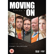 Moving On - Sesong 4 (UK-import) (DVD)