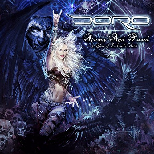 Doro - Strong And Proud: 30 Years Of Rock And Metal - Earbook (Blu-ray + 3DVD + CD)