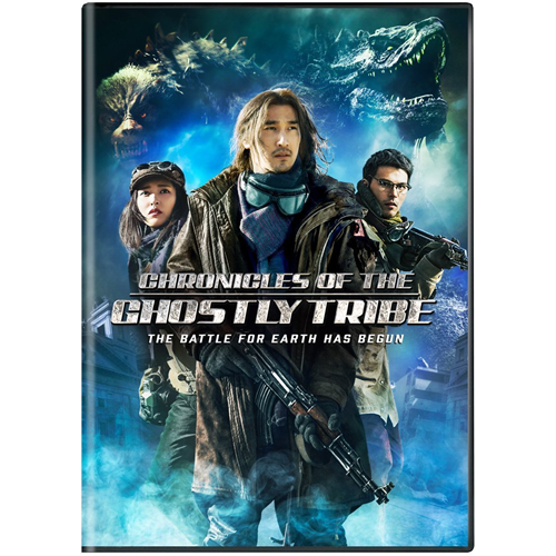 Chronicles Of The Ghostly Tribe (DVD - SONE 1)