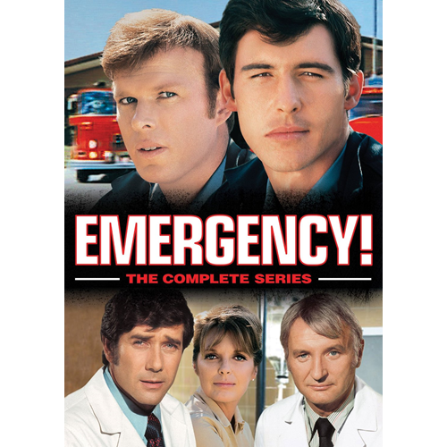 Emergency! - The Complete Series (DVD - SONE 1)