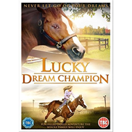 Lucky - Dream Champion (UK-import) (DVD)