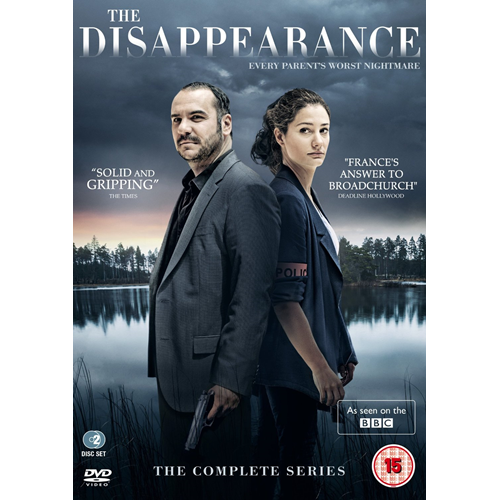The Disappearance - The Complete Series (UK-import) (DVD)