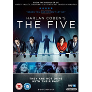 The Five (UK-import) (DVD)