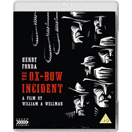 Produktbilde for The Ox-Bow Incident (UK-import) (Blu-ray + DVD)