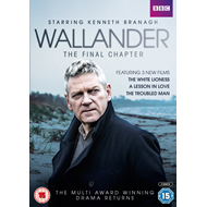 Wallander - The Final Chapter (Sesong 4) (UK-import) (DVD)