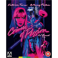 Crimes Of Passion (UK-import) (Blu-ray + DVD)
