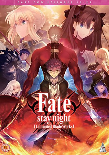 Fate Stay Night (Unlimited Blade Works) 2 (UK-import) (DVD)