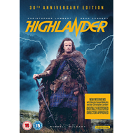 Highlander - 30th Anniversary Edition (UK-import) (DVD)