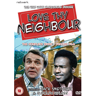 Love Thy Neighbour - The Complete Series + Feature Film (UK-import) (DVD)