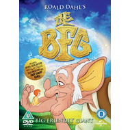 Roald Dahl's The BFG: Big Friendly Giant (UK-import) (DVD)