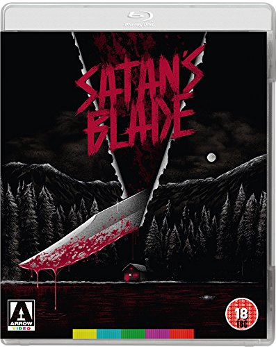 Satan's Blade (UK-import) (Blu-ray + DVD)