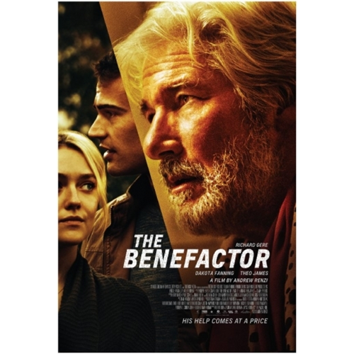 The Benefactor (DVD)