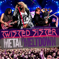Twisted Sister - Metal Meltdown (Blu-ray + DVD + CD)