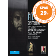 Produktbilde for Beethoven: Fidelio (DVD)
