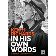 Produktbilde for Keith Richards - In His Own Words (UK-import) (DVD)