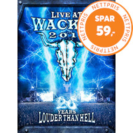 Produktbilde for Live At Wacken 2015 - 26 Years Louder Than Hell (2 Blu-ray + 2CD)