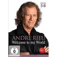 André Rieu - Welcome To My World 2 (DVD)