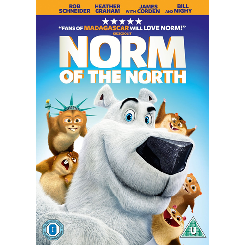 Norm Of The North (UK-import) (DVD)