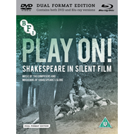 Play On! - Shakespeare In Silent Film (UK-import) (Blu-ray + DVD)