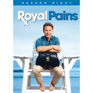 Royal Pains - Sesong 8 (DVD - SONE 1)