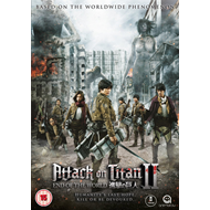 Attack On Titan II - End Of The World (UK-import) (DVD)