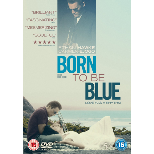 Born To Be Blue (UK-import) (DVD)