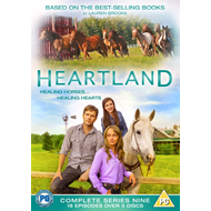 Heartland - Sesong 9 (UK-import) (DVD)
