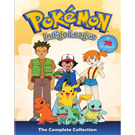 Pokemon - Indigo League - The Complete Collection (DVD - SONE 1)