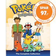 Produktbilde for Pokemon - Indigo League - The Complete Collection (DVD - SONE 1)