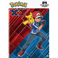 Pokemon The Series - XY 1 (DVD - SONE 1)