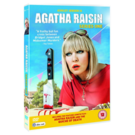 Agatha Raisin - Sesong 1 (UK-import) (DVD)