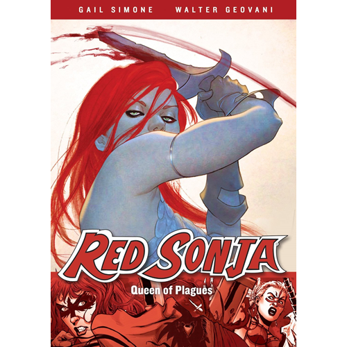 Red Sonja: Queen Of Plagues (DVD - SONE 1)