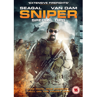 Sniper - Special Ops (UK-import) (DVD)