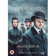 Ther Secret Agent (UK-import) (DVD)