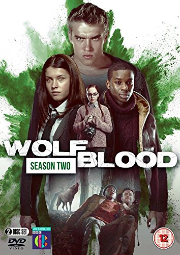 Wolfblood - Sesong 2 (UK-import) (DVD)