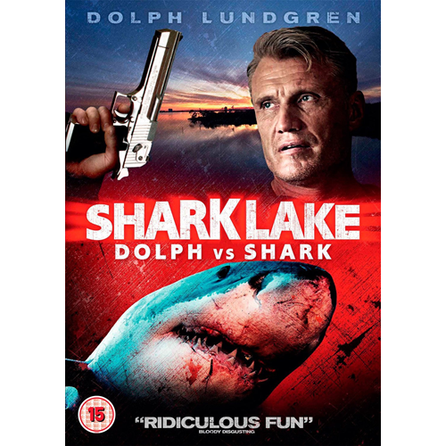 Shark Lake (UK-import) (DVD)