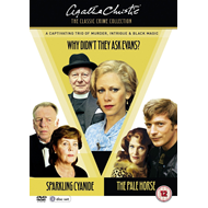 Agatha Christie - The Classic Crime Collection (UK-import) (DVD)