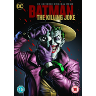 Batman: The Killing Joke (UK-import) (DVD)