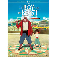 The Boy And The Beast (DVD)